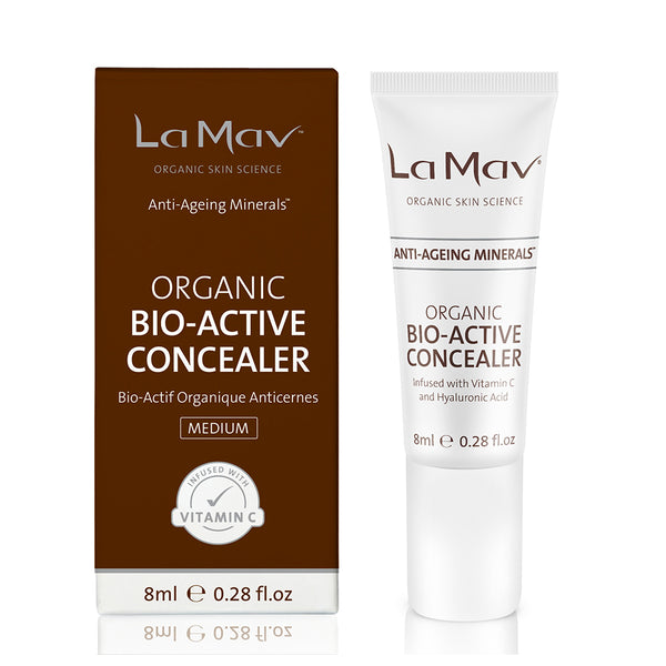La Mav Organic Bio-Active Concealer (Medium) - 8ml