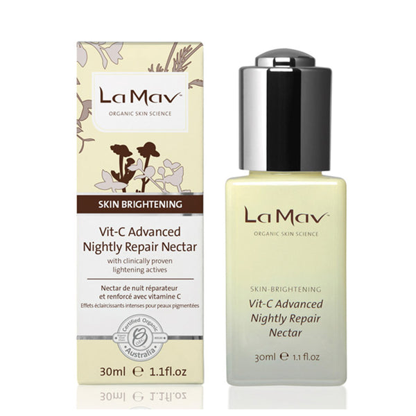 La Mav Vit-C Advanced Nightly Repair Nectar - 30ml