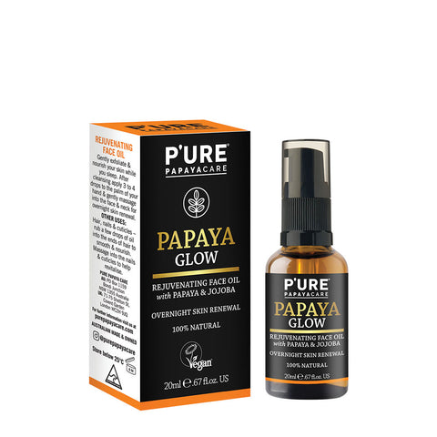 Pure Papaya Care Papaya Glow - 20ml
