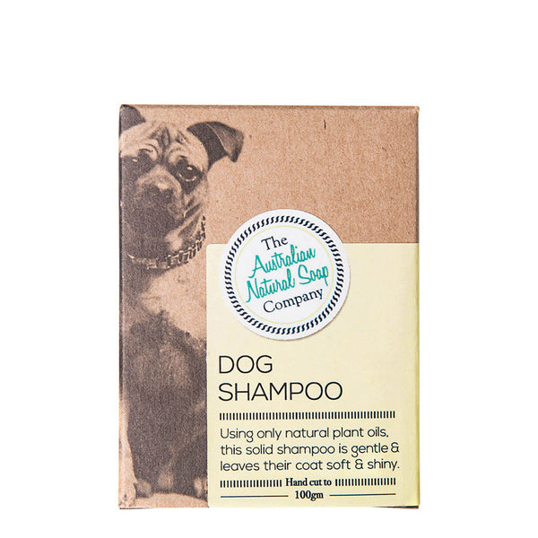 The Australian Natural Soap Company Dog Shampoo Bar 100g