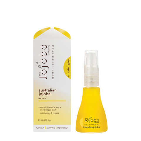 The Jojoba Company Jojoba Oil Small for Face - 30ml