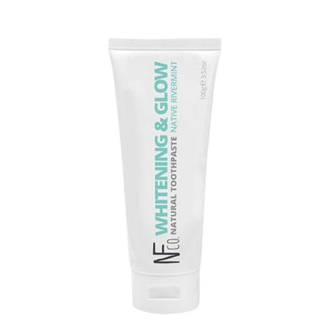 NFco Whitening & Glow Natural Toothpaste - 100g
