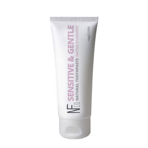 NFco Sensitive & Gentle Natural Toothpaste - 100g