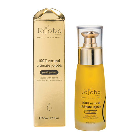 The Jojoba Company Ultimate Jojoba Youth Potion - 50ml