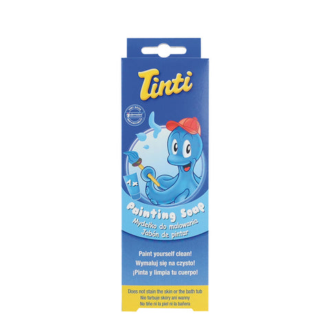 Tinti Painting Soap Blue - 70ml