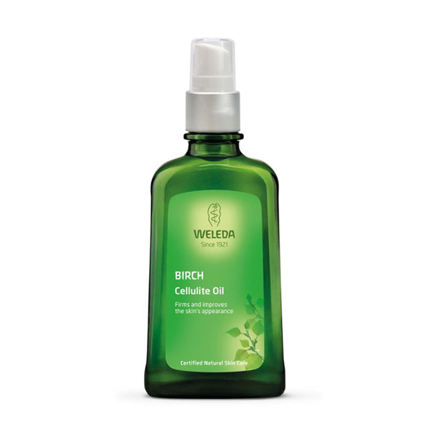 Weleda Birch Cellulite Oil - 100ml