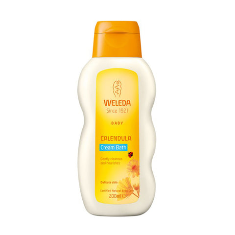 Weleda Calendula Cream Bath - 200ml