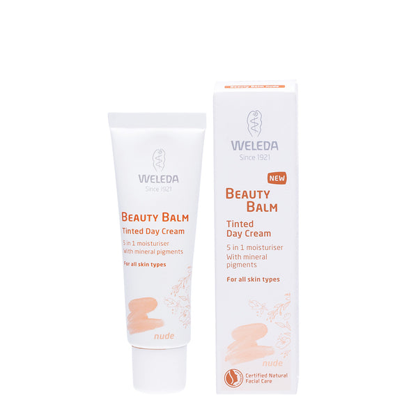 Weleda Beauty Balm Tinted Day Cream Nude - 30ml