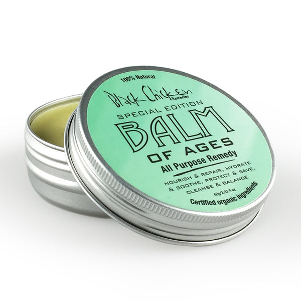 Black Chicken Balm of Ages Organic Body Balm - 60g