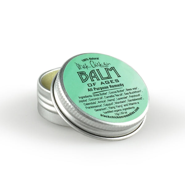 Black Chicken Balm of Ages Organic Body Balm Mini - 15g