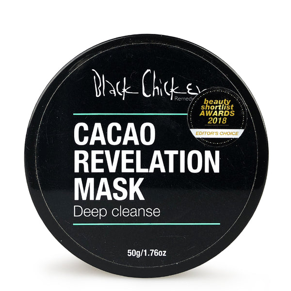Black Chicken Cacao Revelation Mask - 50g