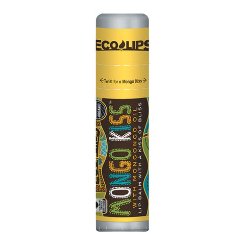 Eco Lips Mongo Kiss Banana Lip Balm - 7g
