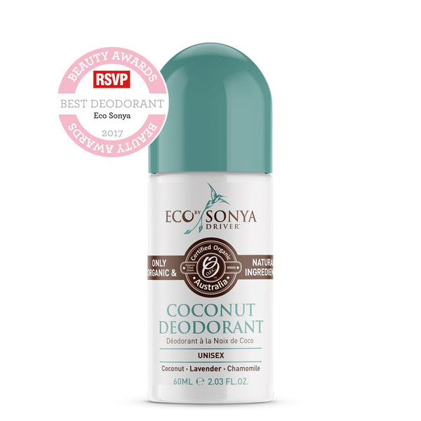 Eco Tan Coconut Deodorant - 60ml