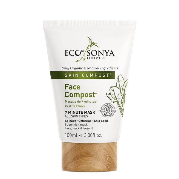 Eco Tan Face Compost - 100ml