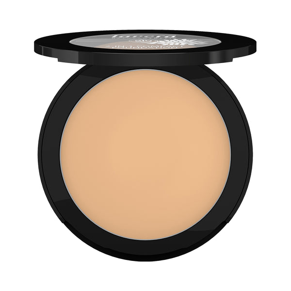 Lavera 2 in 1 Compact Foundation Honey - 10g