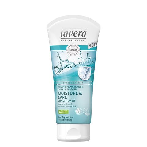 Lavera Basis Moisture & Care Conditioner - 200ml