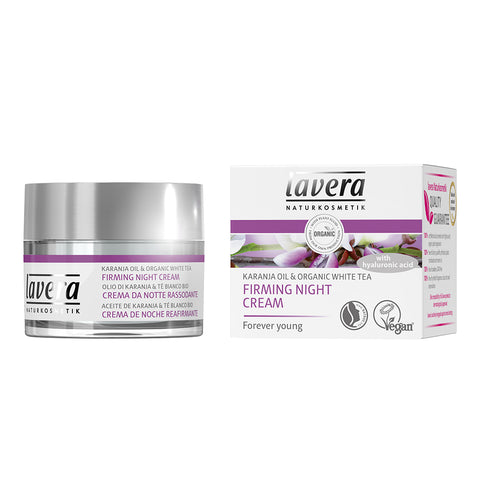 Lavera Firming Night Cream - 50ml
