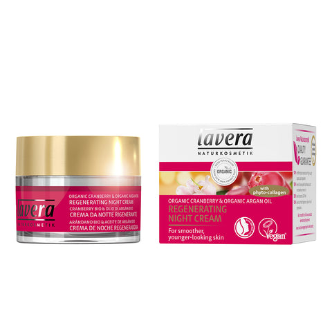 Lavera Regenerating Night Cream - 50ml