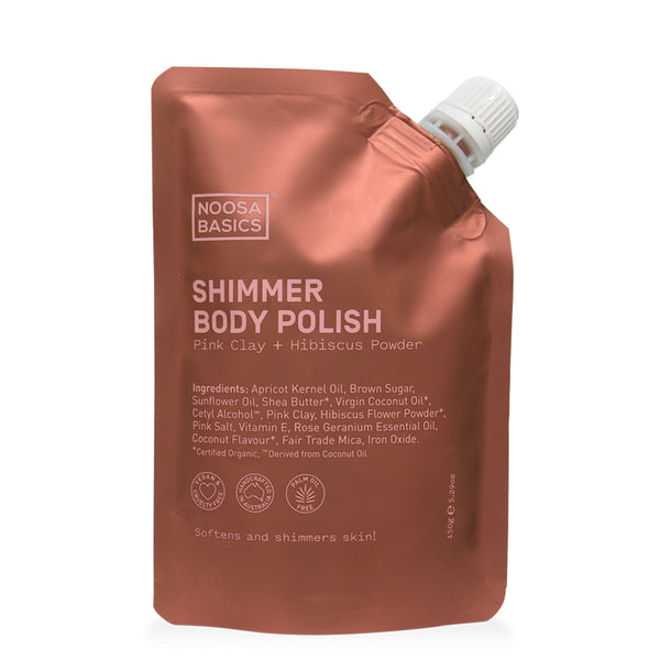 Noosa Basics Shimmer Body Polish - 150g