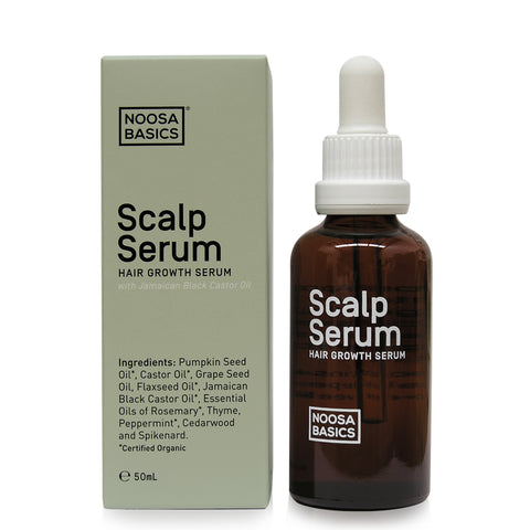 Noosa Basics Scalp Serum - 50ml