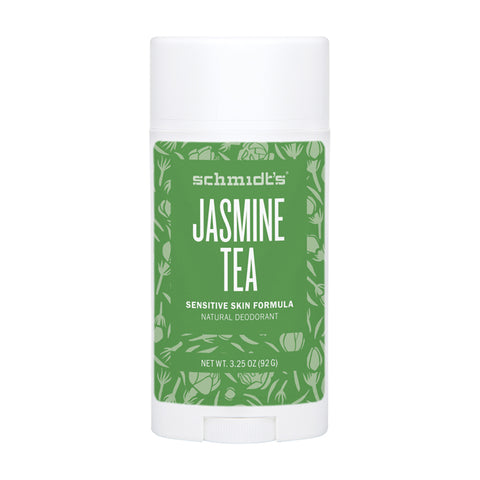 Schmidt's Deodorant Stick Jasmine Tea (Sensitive Skin) - 92g