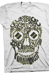 Sugar Skull (Yellow)