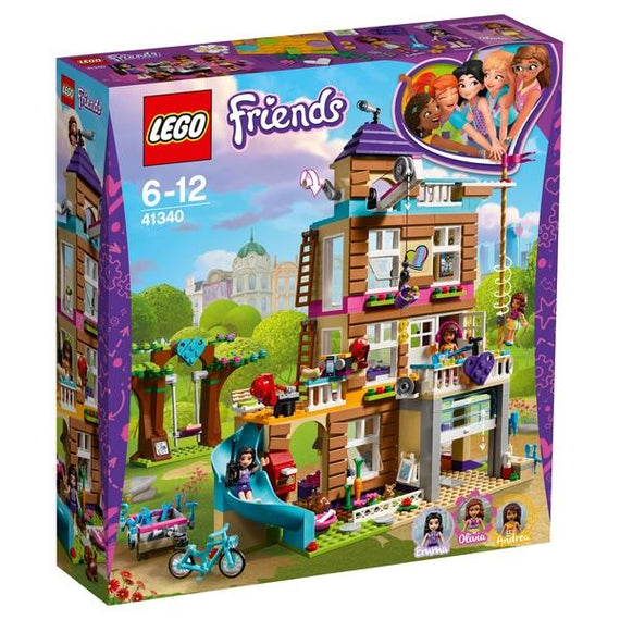 LEGO Friends - House of friendship (41340)