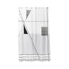 Ferm Living - Bruseforhæng - Trace Shower Curtain