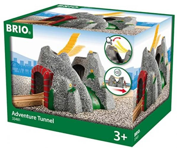 BRIO - Legetøjstogbane - Adventure Tunnel