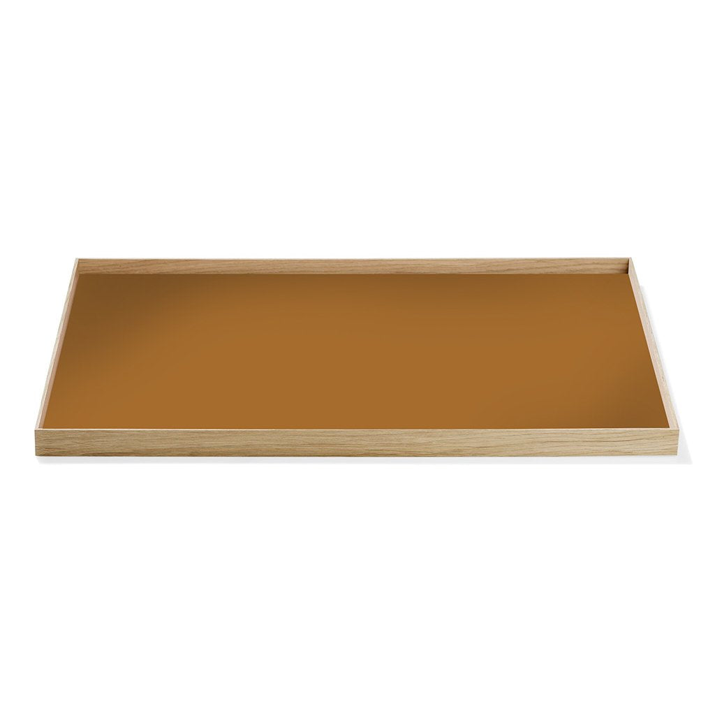 Munk Collective Frame Tray Large Pure Ochre
