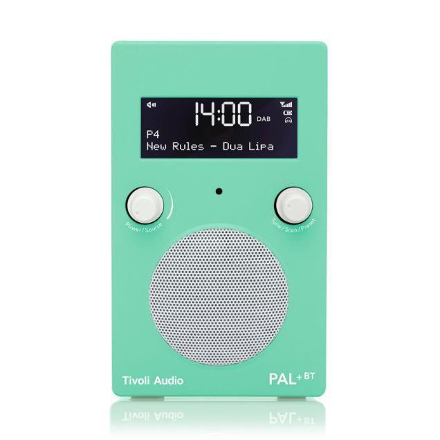 Tivoli Radio - Audio PAL+ BT Lucite Green