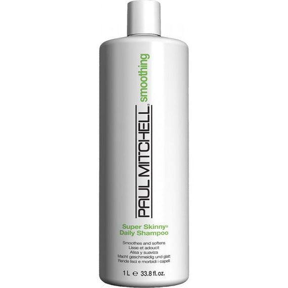 Paul Mitchell - Smoothing Super Skinny Daily Shampoo - 300 ml