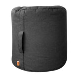 Skriver Collection, Outdoor Puf Dark Grey
