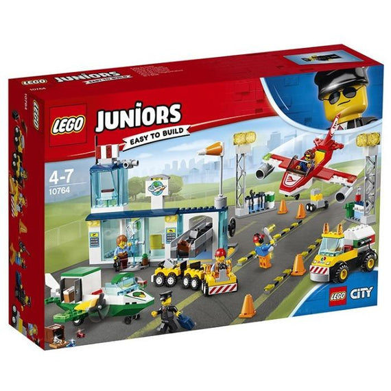 LEGO Juniors - City Central Airport (10764)