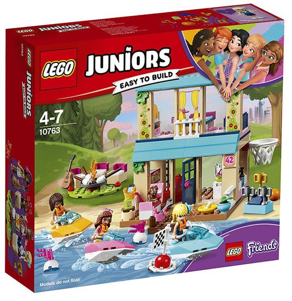 LEGO Juniors - Stephanies Lake House (10763)