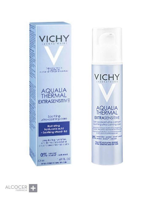 Vichy - Ansigtscreme - Aqualia Thermal Extra Sensitive 50 ml