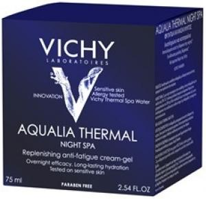 Vichy - Ansigtscreme - Aqualia Thermal Night Spa 75 ml