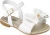 KLIN white sandal with bow, Style - SUAMI BABY