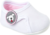 KLIN comfort white and pink baby girl bootie, Style - RECEM NASCIDO
