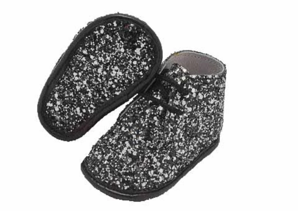Glitter magic, the party baby shoe