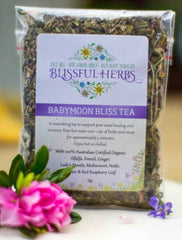 Babymoon Bliss Tea