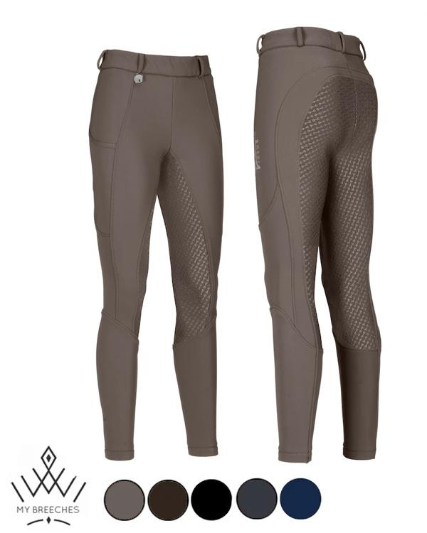 Pikeur Kima Full Grip Ladies Breeches Ladies Breeches My Breeches | Pikeur