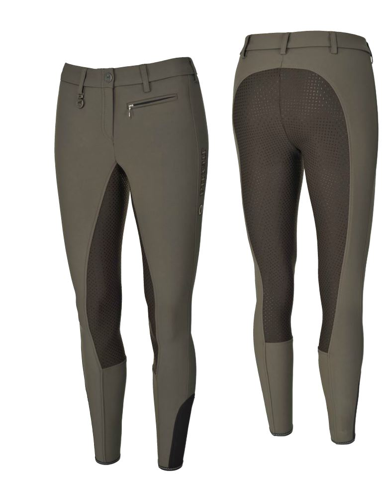 Pikeur Lucinda Grip Contrast Ladies Breeches Ladies Breeches My Breeches | Pikeur