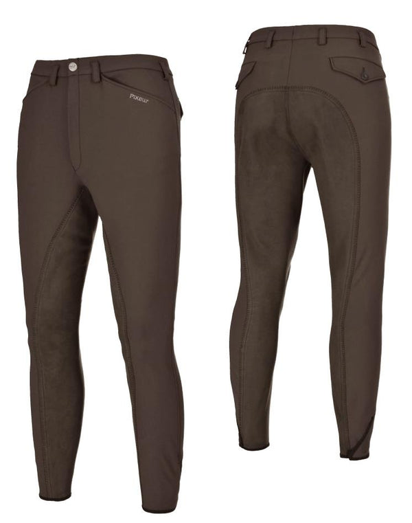 Pikeur Rossini Full McCrown Suede Seat Men's Breeches My Breeches | Pikeur