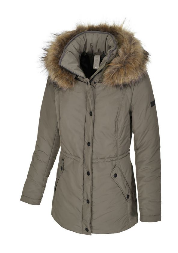 Pikeur Iana Parka Long Coat Jacket My Breeches | Pikeur