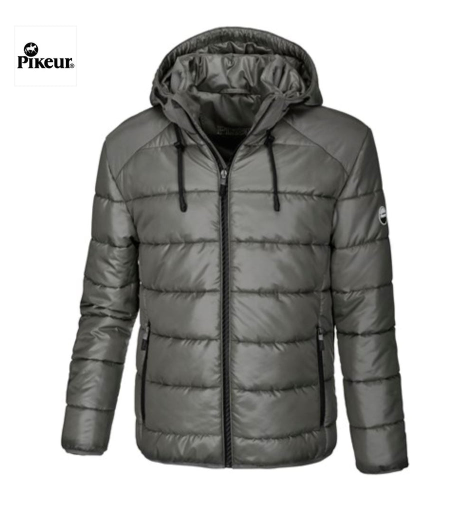 Pikeur Nandor Men's Quilted Jacket My Breeches | Pikeur