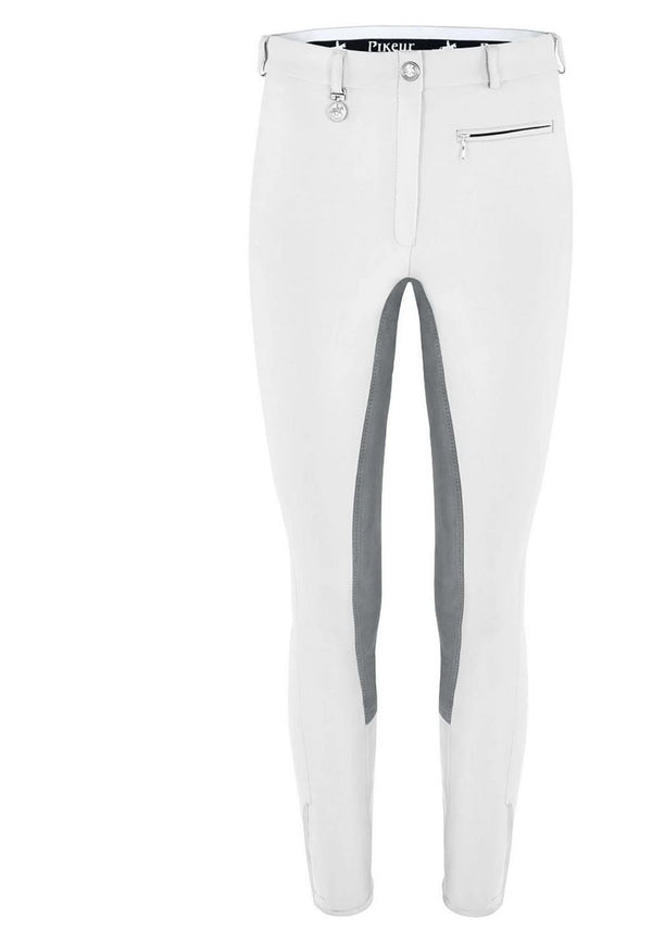 Pikeur Lugana Contrast Ladies Breeches Ladies Breeches My Breeches | Pikeur