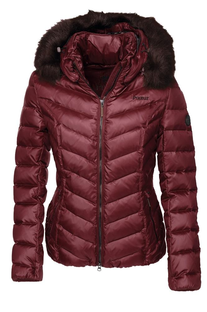 Pikeur Tabelle Premium Collection Ladies Down Jacket