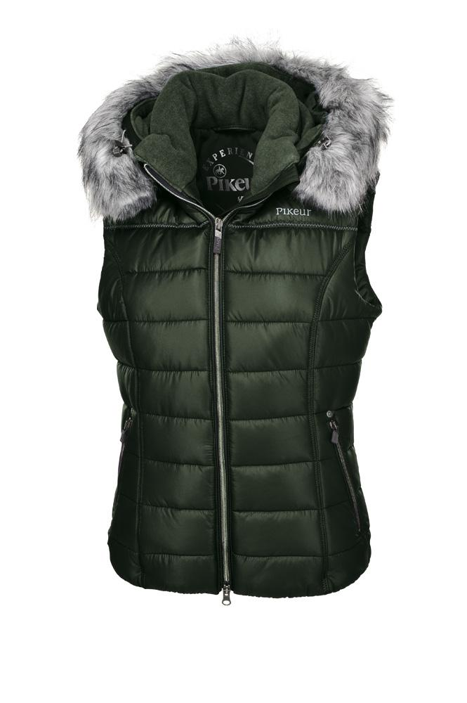 Pikeur Amica Ladies Quilted Waistcoat