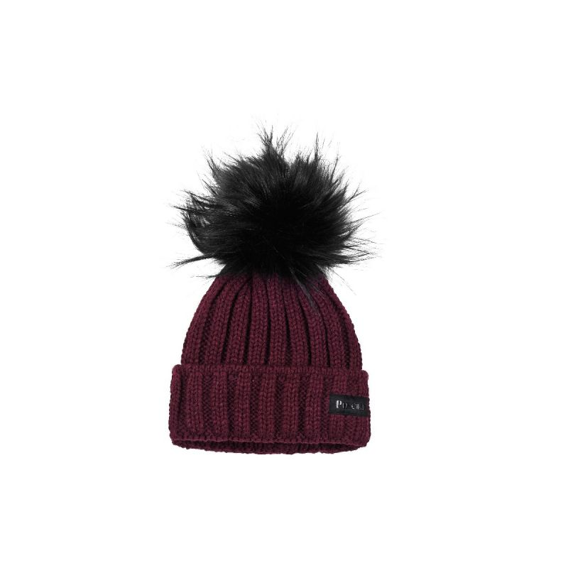 Pikeur New Generation Ladies Knitted Bobble Hat AW 2019